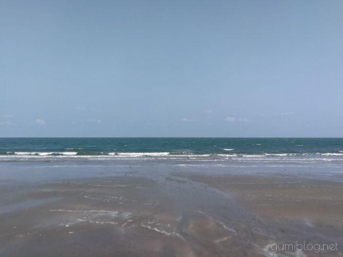 1d+ Day Artist前のビーチ画像