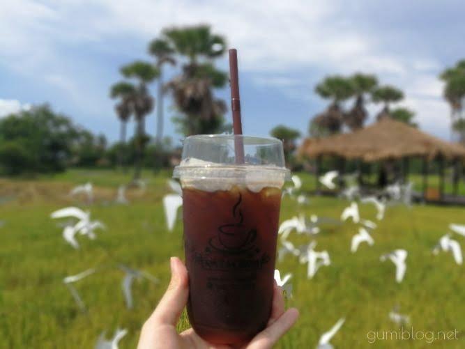 Natachom Coffeeのアイスコーヒー画像