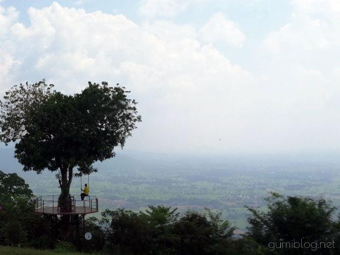 Bansuan Chomviewのブランコ画像
