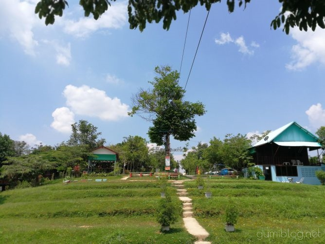 Bansuan Chomview(บ้านสวนชมวิว รีสอร์ท)全体画像