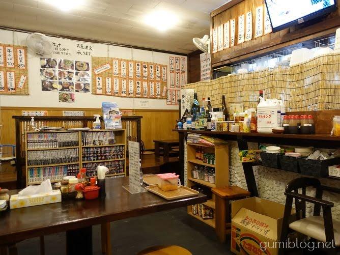 アットホームな雰囲気のあらかわ食堂