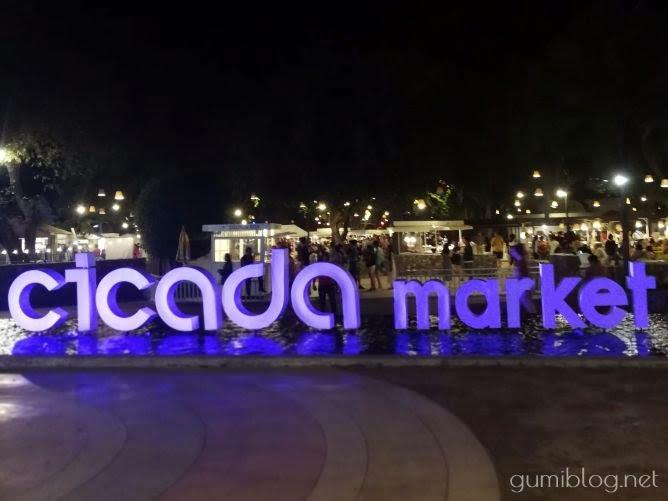 ホアヒンのナイトマーケット・シカダマーケット(Cicada Market)