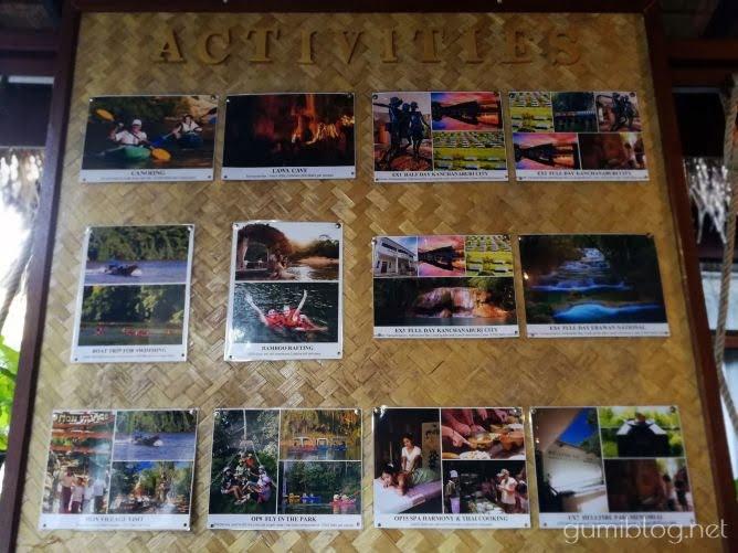タイ・カンチャナブリの人気水上ホテルで流れ星を見よう!ザ・フロートハウス・リバークワイのアクティビティー