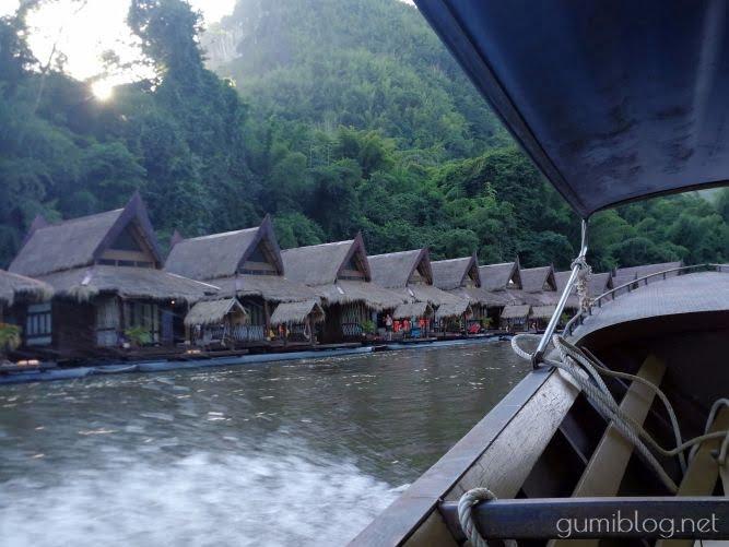 タイ・カンチャナブリの人気水上ホテルで流れ星を見よう!ザ・フロートハウス・リバークワイのまとめ