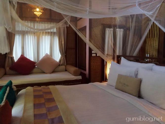 タイ・カンチャナブリの人気水上ホテルで流れ星を見よう!ザ・フロートハウス・リバークワイのお部屋