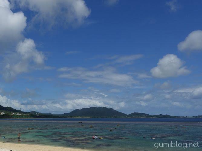 【米原海岸】石垣島での個人シュノーケリングにおすすめ!天然シャワーも