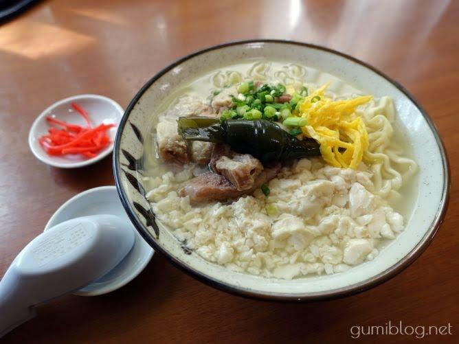 【高江洲そば】沖縄の有名ゆし豆腐そば屋でふわっふわ豆腐を@浦添市