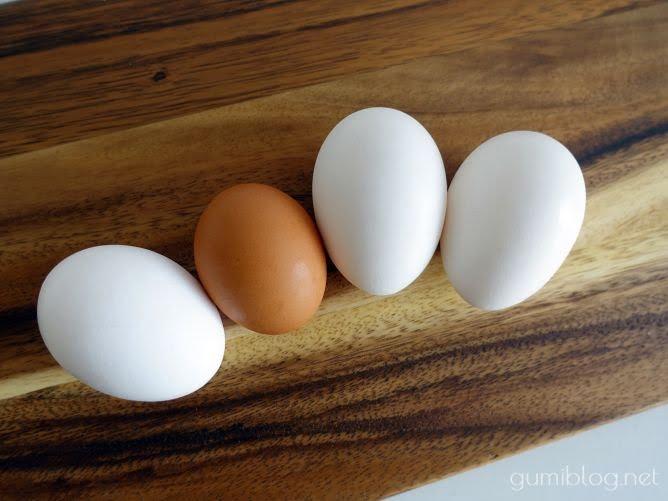 双子の卵の見分け方