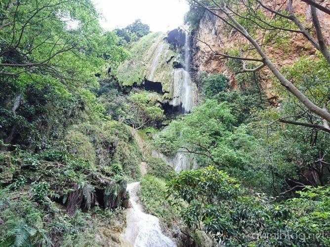 7番目のエラワン滝Phu Pha Erawan