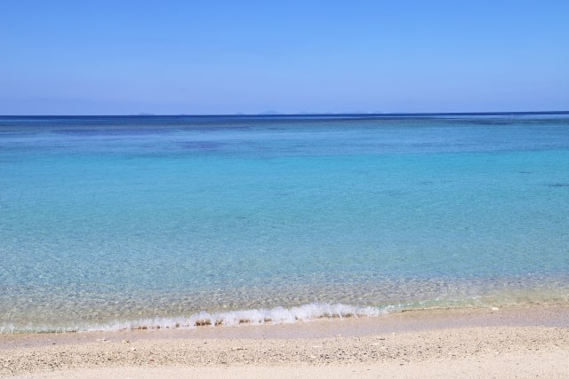 6月の沖縄の海はどう?水温と海水浴やシュノーケリング・スキューバダイビングについて