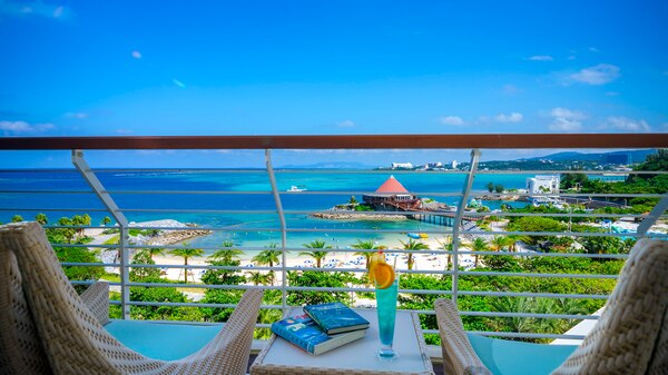 沖縄6月のおすすめホテル3選!雨でもホテルだけで楽しめる宿を厳選
