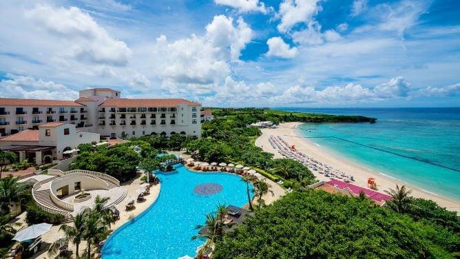 沖縄リゾートホテルランキング1位:ホテル日航アリビラ