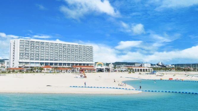 沖縄リゾートホテルランキング4位:サザンビーチホテル&リゾート沖縄