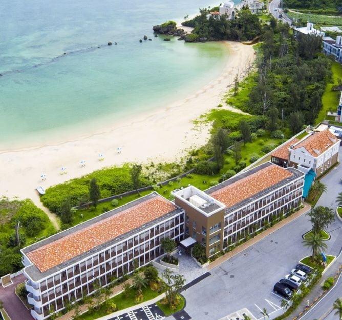 沖縄リゾートホテルランキング5位:ベストウェスタン沖縄恩納ビーチ