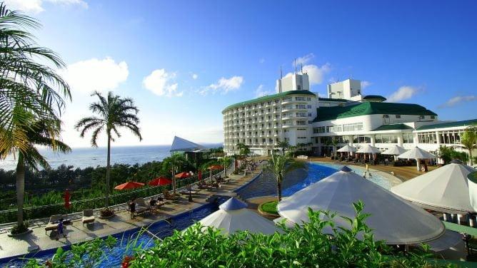沖縄リゾートホテルランキング6位:沖縄かりゆしビーチリゾート・オーシャンスパ