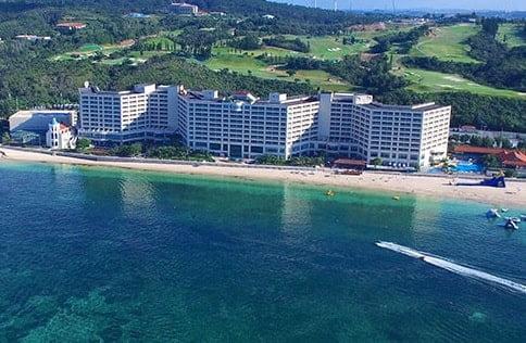 沖縄リゾートホテルランキング7位:リザンシーパークホテル谷茶ベイ