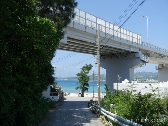 瀬底島のアンチ浜の行き方や駐車場・シャワー・バーベキューなど施設情報