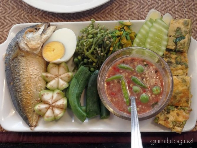プラートゥーの食べ方と味(タイ)
