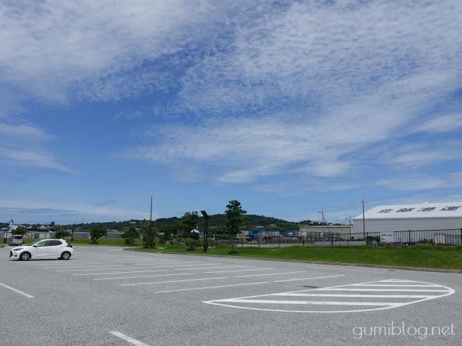 ゴリラチョップの場所や駐車場・シャワーなどの施設情報について