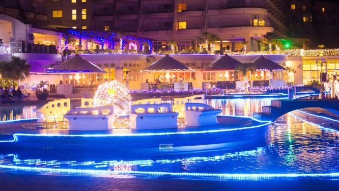 沖縄12月のおすすめホテル3選!子連れも楽しめる「イルミネーションが人気のホテル」