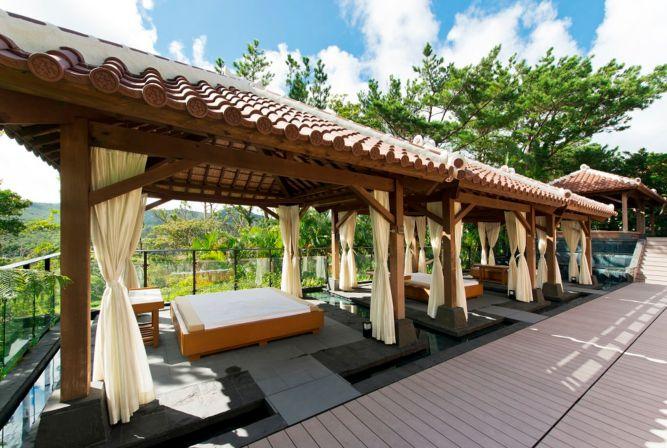 沖縄11月のおすすめホテル3選!のんびりくつろげる「スパ・エステが人気のホテル」