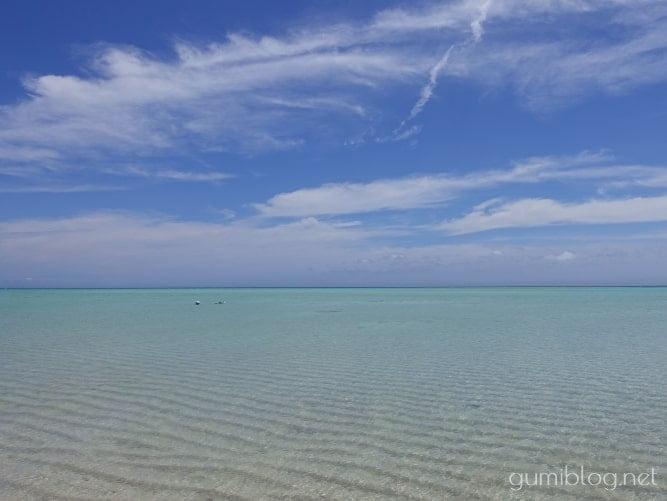 鹿児島最南端の与論(ヨロン)島「百合ヶ浜」で個人シュノーケリング