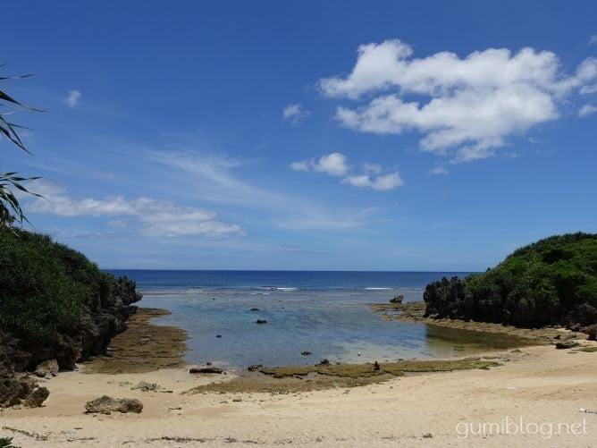 【トケイ浜】古宇利島のビーチでシュノーケリング!行き方や駐車場など@沖縄県今帰仁村