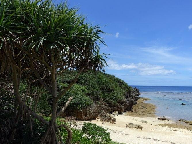 古宇利島の穴場ビーチ「トケイ浜」の場所や行き方・駐車場・シャワーなど