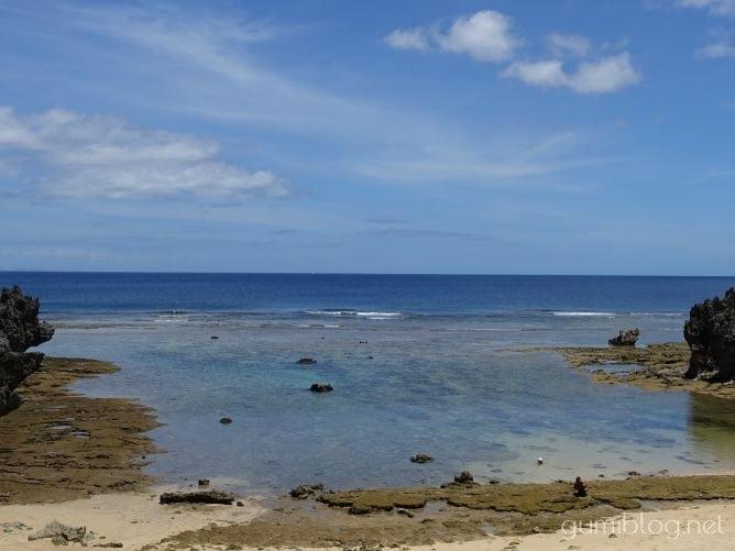古宇利島のトケイ浜